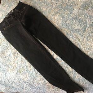 L.A.M.B skinny black jeans size 4